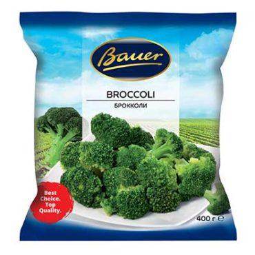 """Брокколи замороженная """"Bauer"""" 400гр"""