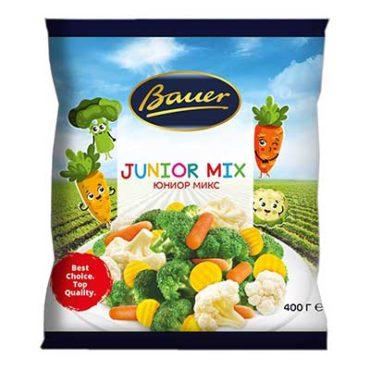 Овощная смесь «Юниор микс», 400гр