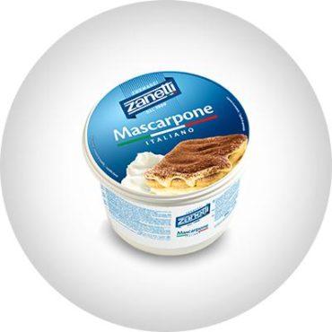 Сыр мягкий Zanetti Маскарпоне