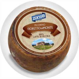 Сыр твердый Пекорино Фиоретто дель Монте
