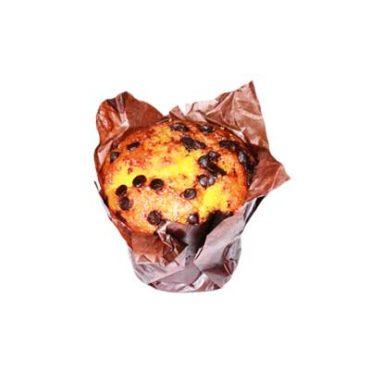 Маффин «Ванильный с шоколадной крошкой»