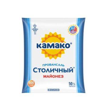 Майонез КАМАКО «Провансаль Столичный», 400гр