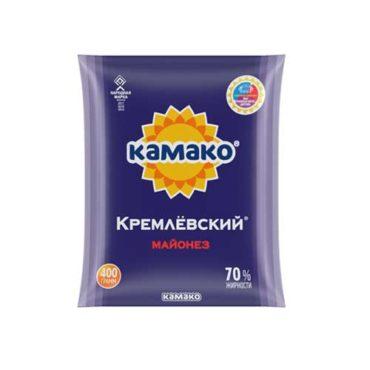 Майонез КАМАКО «Кремлевский», 400гр.