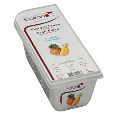 Замороженное фруктовое пюре Ананас