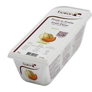 Замороженное фруктовое пюре Дыня