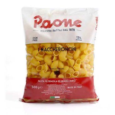 Макаронные изделия Paone №43 Gomiti Rigati