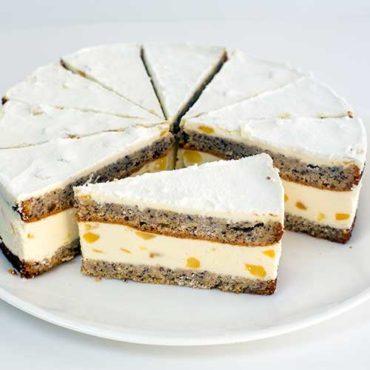 """Торт """"Грушевый"""" с рикоттой"""