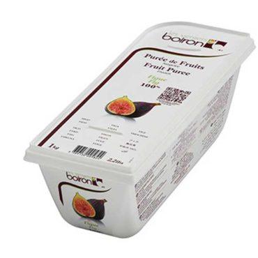 Замороженное фруктовое пюре Инжир