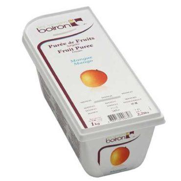 Замороженное фруктовое пюре Манго