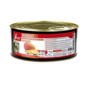 Концентрированная паста из манго