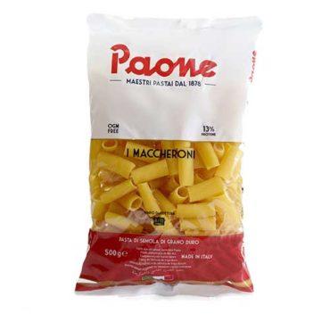 Макаронные изделия Paone №52 Rigatoni