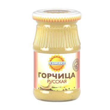 """Горчица """"Русская"""" Комако, 170гр"""