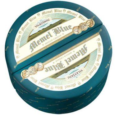 """Сыр полутвердый с голубой плесенью """"Memel Blue"""""""