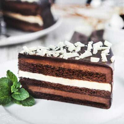 "Торт ""Три шоколада"""