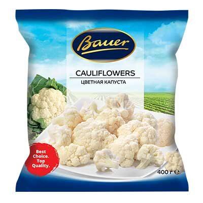 "Капуста цветная замороженная ""Bauer"""