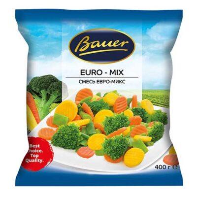 Овощная смесь «Евро-микс»