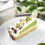 """Торт """"Зеленый чай"""" с белым шоколадом"""