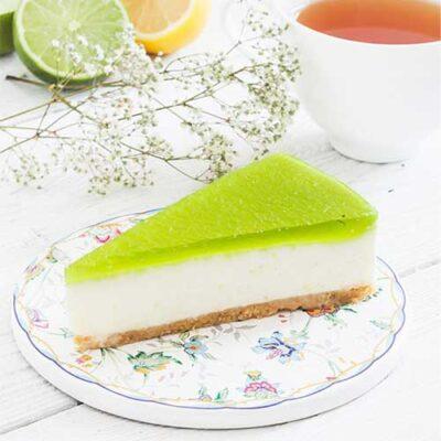 """Фруктово-творожный торт """"Лимон-лайм"""""""