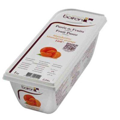Замороженное фруктовое пюре Мандарин