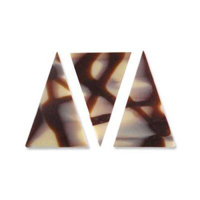 Треугольники мраморные