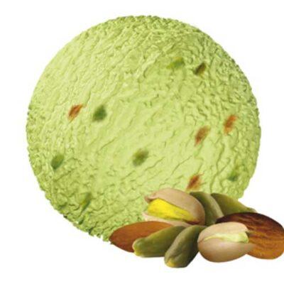 Мороженое Фисташка-миндаль,