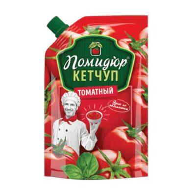 Кетчуп Помидюр «Томатный», 450гр.
