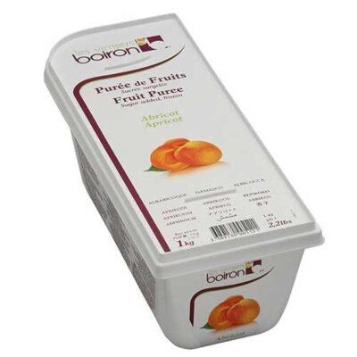 Замороженное фруктовое пюре Абрикос