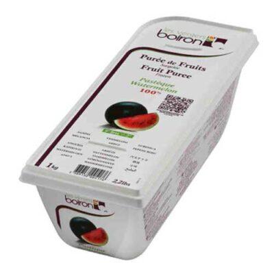 Замороженное фруктовое пюре Арбуз