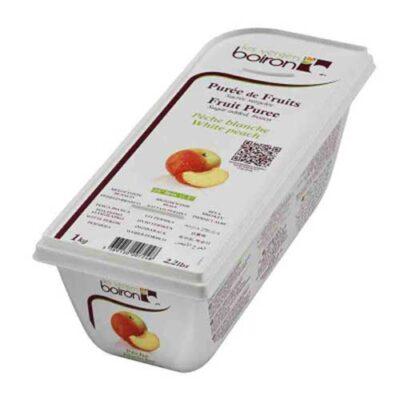 Замороженное фруктовое пюре Белый Персик Буарон
