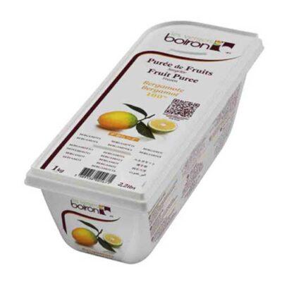 Замороженное фруктовое пюре Бергамот