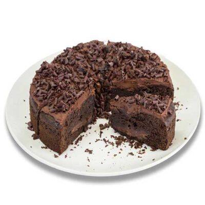 Торт «Двойной шоколад»
