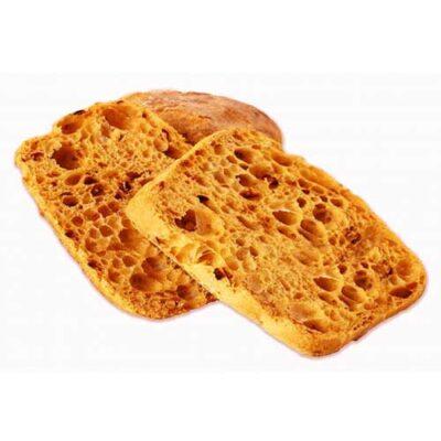 Хлеб «Чиабатта» с паприкой