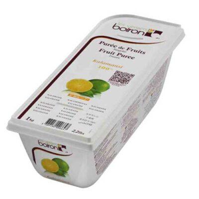 Замороженное фруктовое пюре Каламанси Буарон