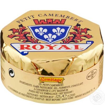 Сыр мягкий Камамбер Роял