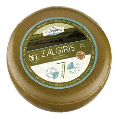 """Твердый сыр """"Zalgiris""""(Жальгирис)"""