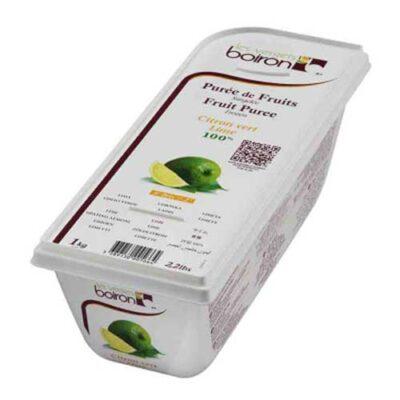 Замороженное фруктовое пюре Лайм
