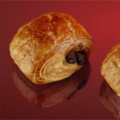 «Датская» слойка с шоколадом