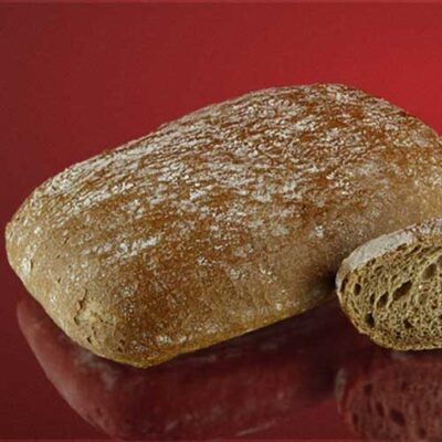 Хлеб «Чиабатта» темная
