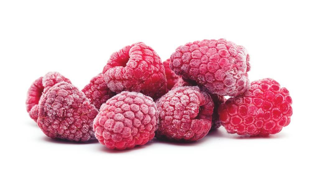 Быстрозамороженные ягоды нового урожая